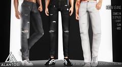 ALANTORI - Jeans