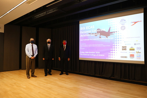 8th ECAS   European Corporate Aviation Summit