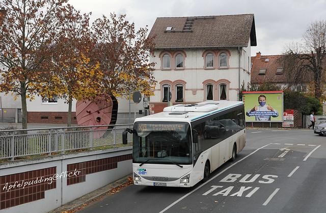 Bunte Buswelt - Obertshausen