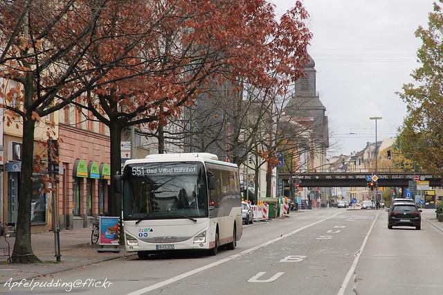 Bunte Buswelt - Offenbach