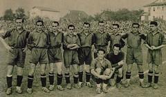 Temporada 1934/35: formación del Osasuna de Pamplona