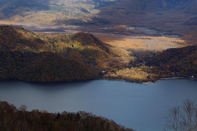 秋の色 奥日光 社山 10月