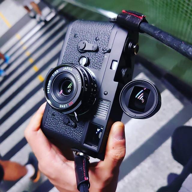 Leica 第三屆交換重曝 香港。東京。交通