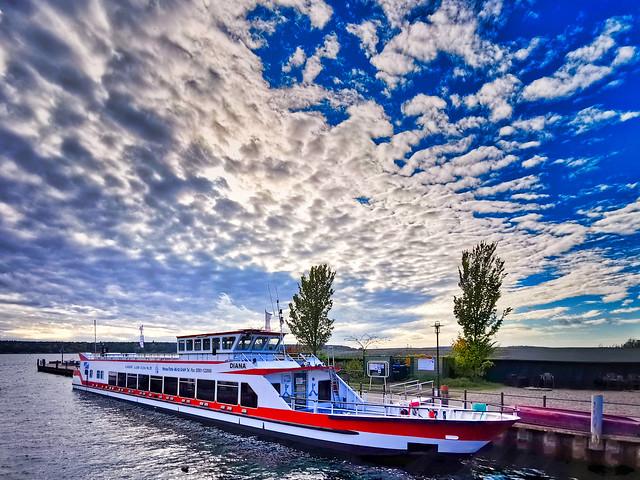 Waren/Müritz - Ausflugsschiff