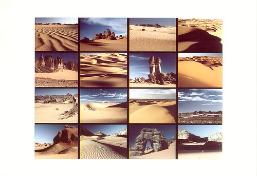 Libyen Akakus 1995 - 2007