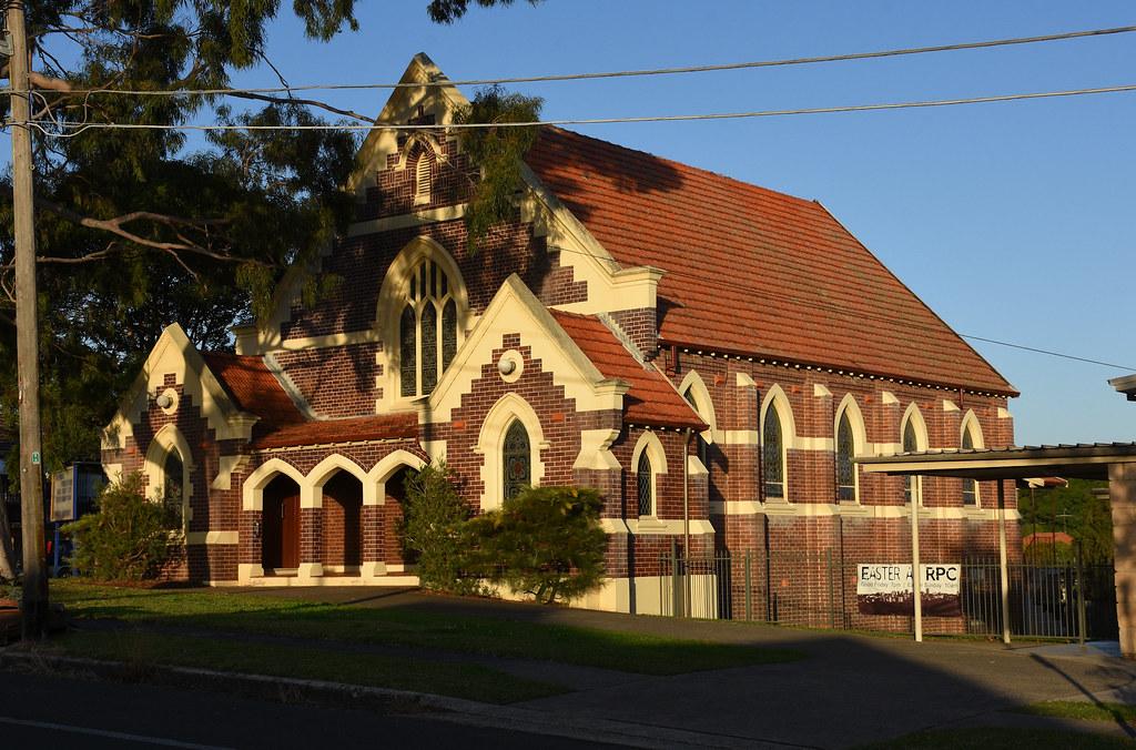 St James Presbyterian Church, Ryde, Sydney, NSW.