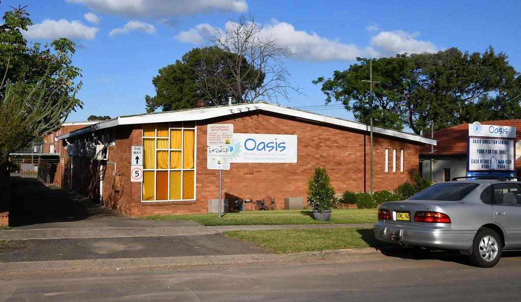 Baptist Church, South Wentworthville, Sydney, NSW.