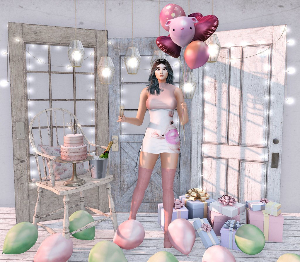 Battle Fairy - Piggy Party & You're Invited!