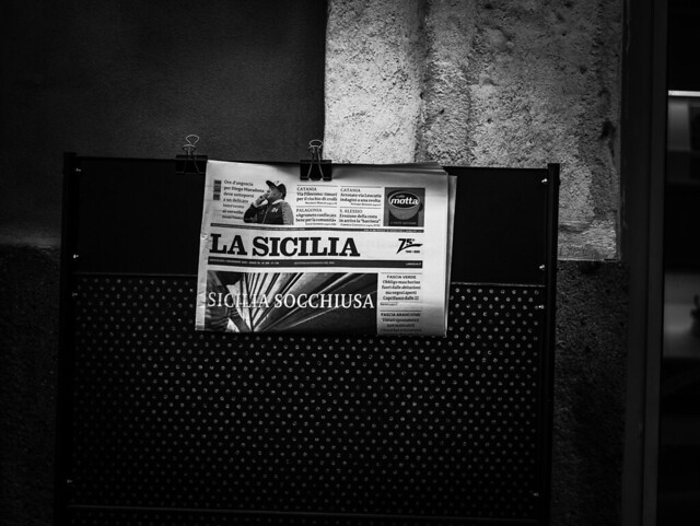 Sicily near to a second lockdown caused by covid-19