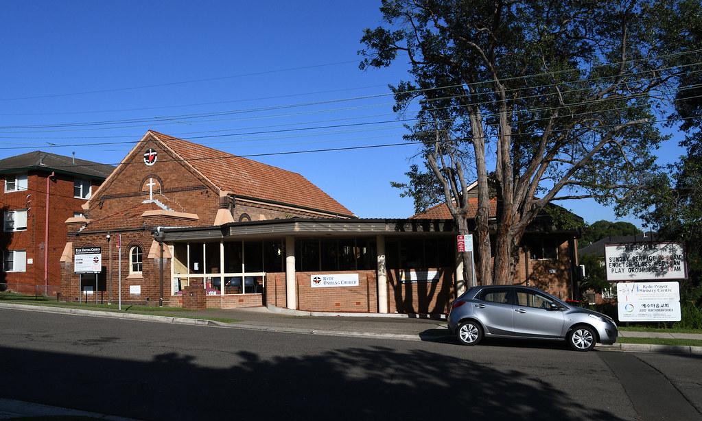 Uniting Church, West Ryde, Sydney, NSW.