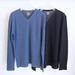 La Boutique Extraordinaire - Majestic Filatures Homme -T-shirts extérieur coton/cachemire intérieur 100 % coton - 98 €