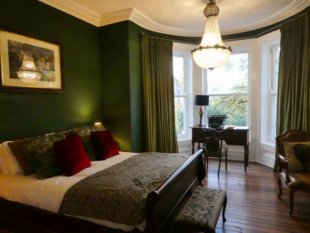 C.S. Lewis suite at the Harrison Hotel, Belfast