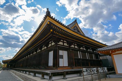 Kyoto 三十三間堂