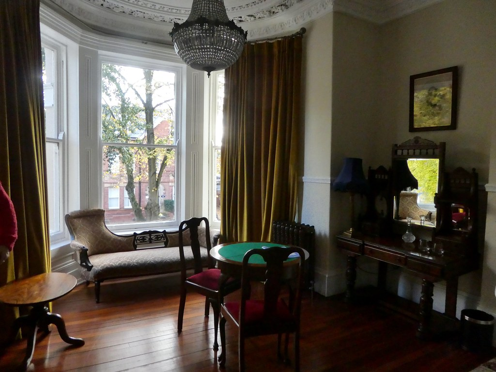 Hotel room, The Harrison Chambers of Distinction, Belfast