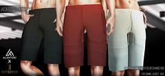 ALANTORI - Jackson Shorts