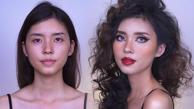 Trang Điểm Với Son Môi Đỏ Chụp Hình Beauty 💄 l HOW TO WEAR RED LIPSTICK PERFECTLY!!![Vanmiu Beauty]