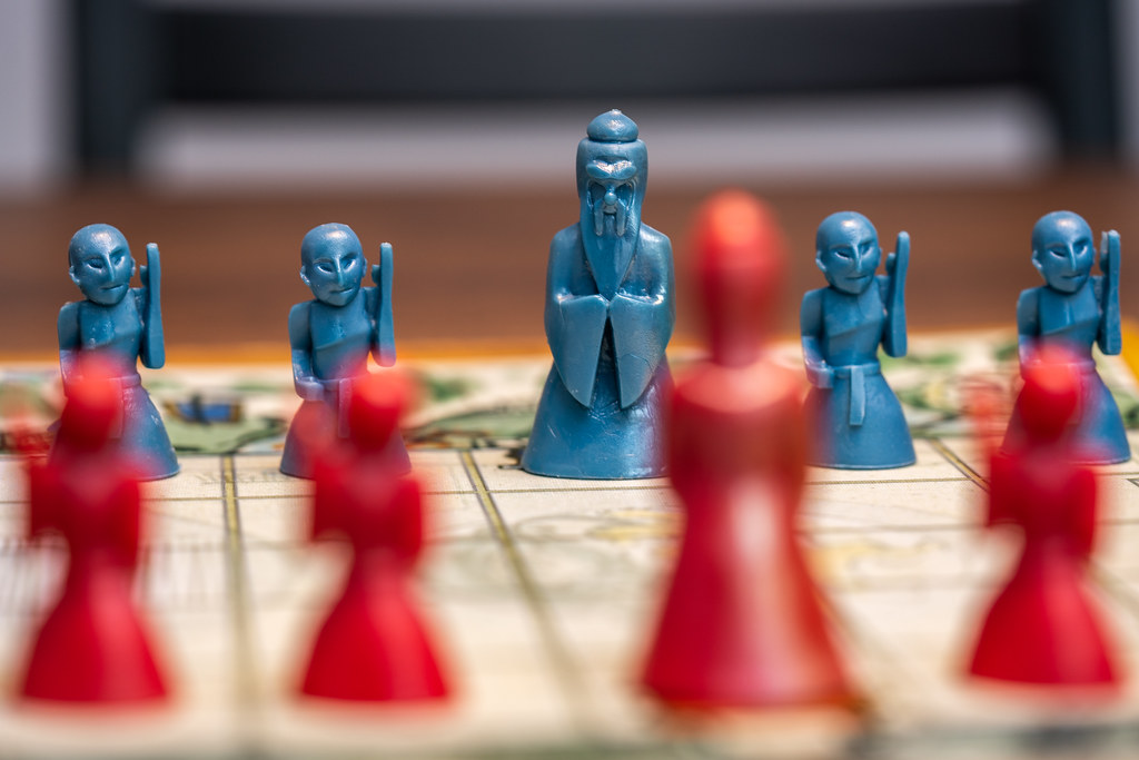 Onitama + Expansiones boardgame juego de mesa