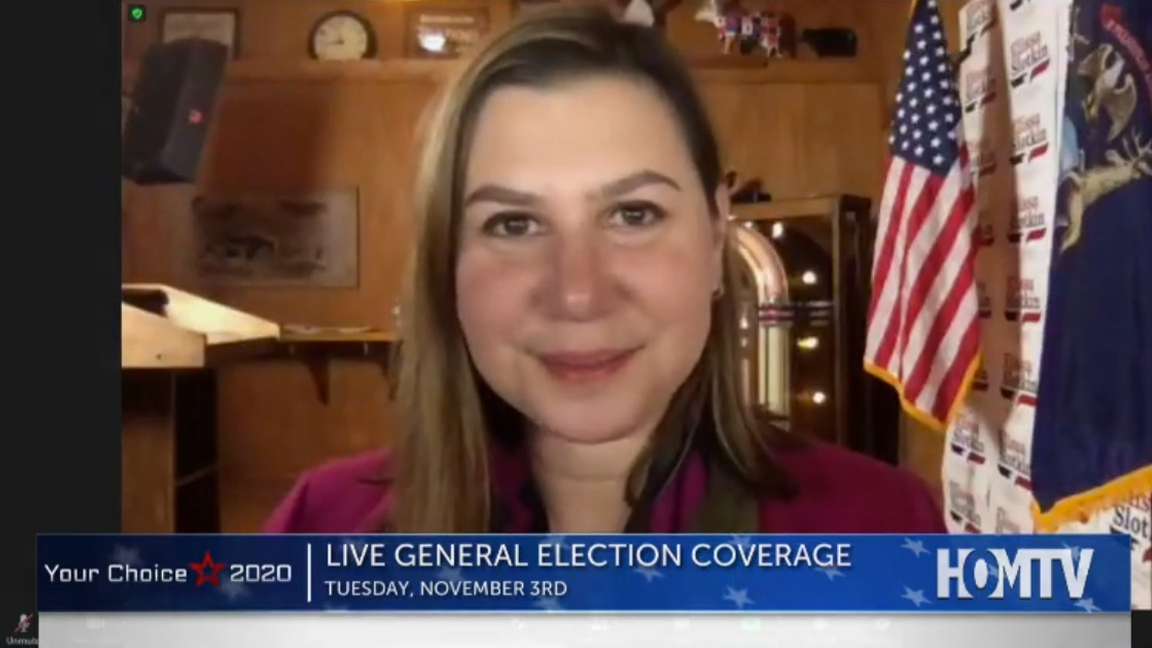 Elissa Slotkin Wins Reelection and Addresses Healing Our Country