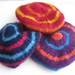 La Boutique Extraordinaire - Lola Bon'Heure - Bonnets mohair & soie tricotés main - 68 €