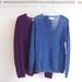 La Boutique Extraordinaire - Lola Bon'Heure - Pulls mohair & soie tricotés main - 300 & 230 €
