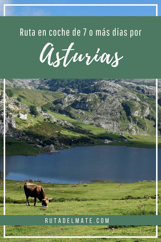Ruta en coche por Asturias