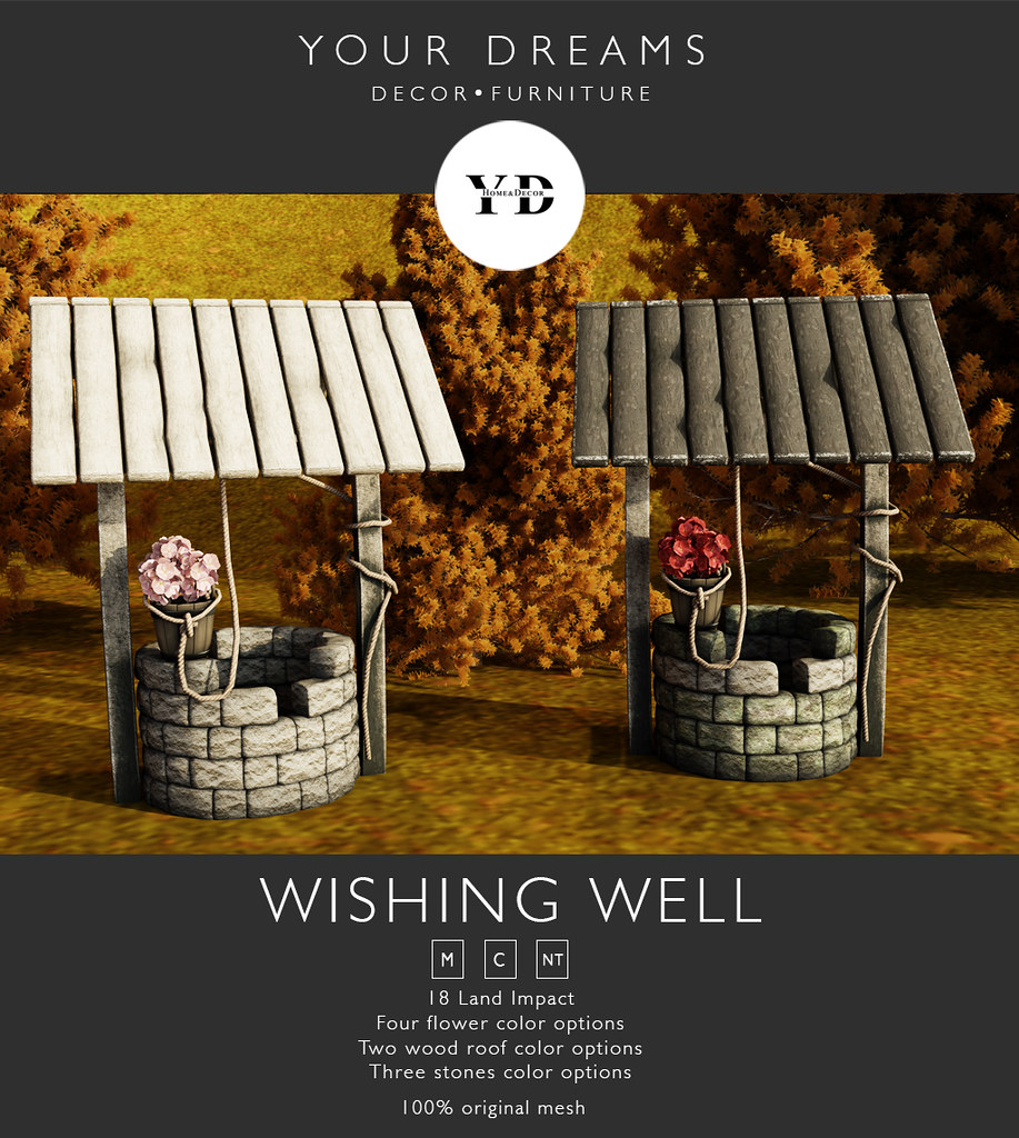{YD} Wishing Well