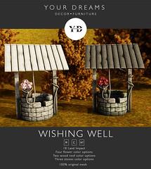 {YD} Wishing Well