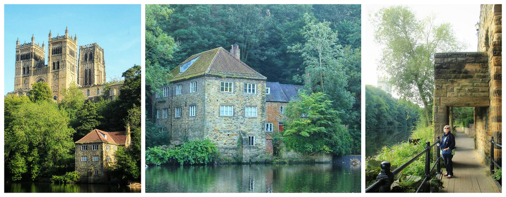 Riverside walks, Durham