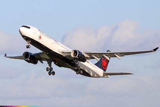 C-GFAF  -  Airbus A330-343  -  Air Canada  -  LHR/EGLL 4/11/20
