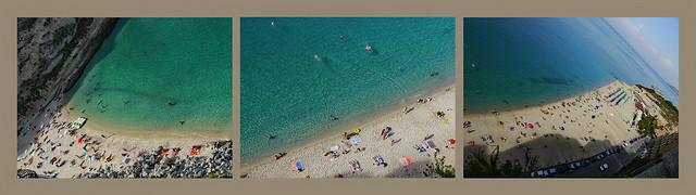 photo - Views of Rotunda Beach, Tropea, Italy