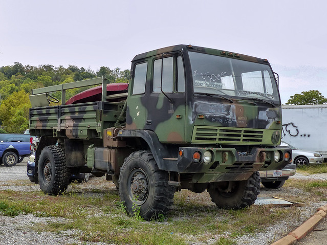 This Military Truck Can Be Yours For $3500