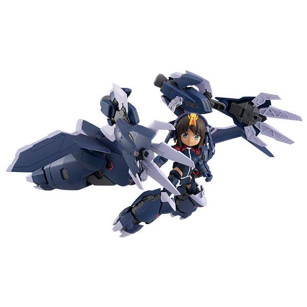 DESKTOP ARMY X 《機戰少女ALICE》兼志谷星【天機】  王牌造型與象神裝備登場!