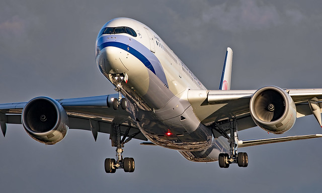 B-18902 - Airbus A350-941 - LHR