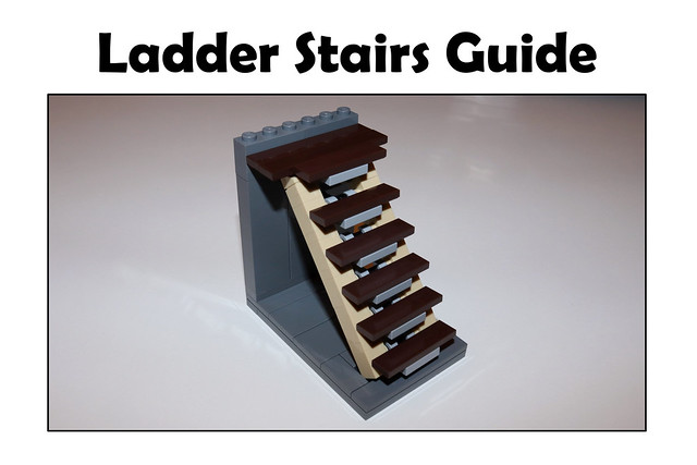 Ladder Stairs Guide