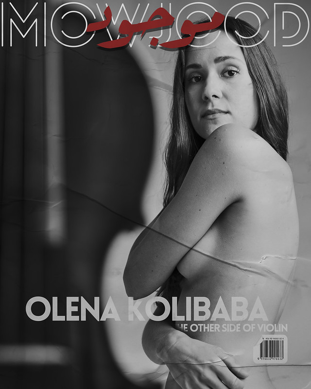 Mowjood - Olena Kolibaba by Waleed Shah