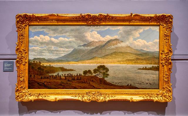 John Glover. Mount Wellington