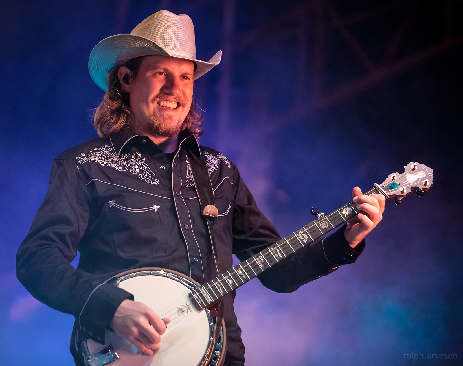 Aaron Watson | Texas Review | Ralph Arvesen