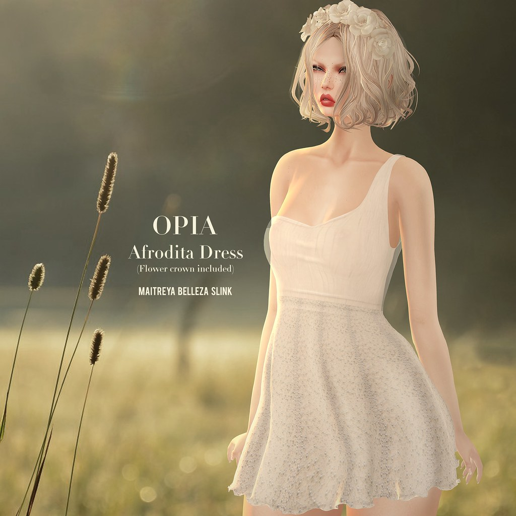 OPIA Afrodita Dress @Vanity Event