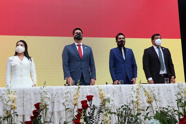 SESIÓN SOLEMNE  POR EL BICENTENARIO DE CUENCA. 3 NOVIEMBRE 2020.