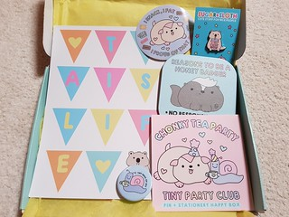 Chonky Tea Party Tiny Party Club from Sugar and Sloth