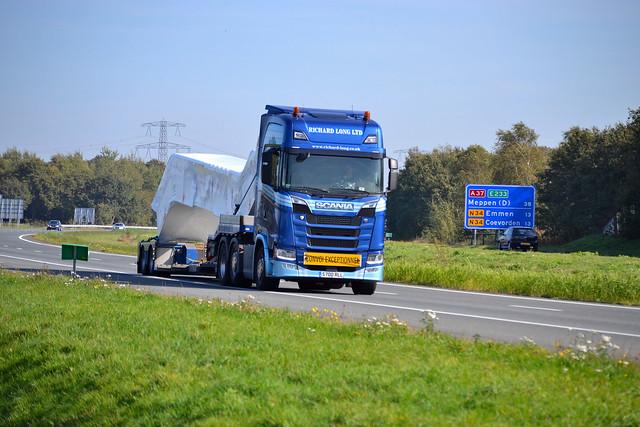 Scania S730NG Richard Long LTD Norfolk