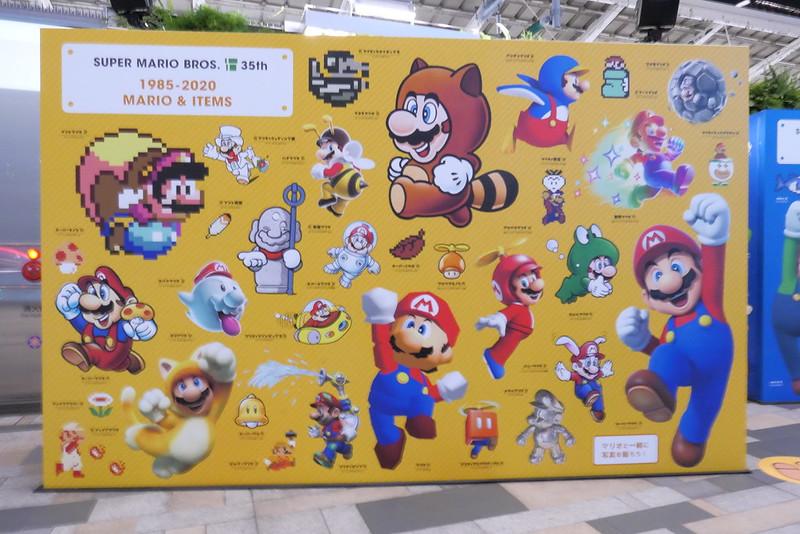 35th Super Mario bros