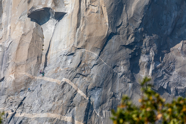 Rocktober on El Capitan, Yosemite