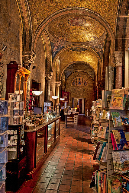 Cathedral Gift Shop
