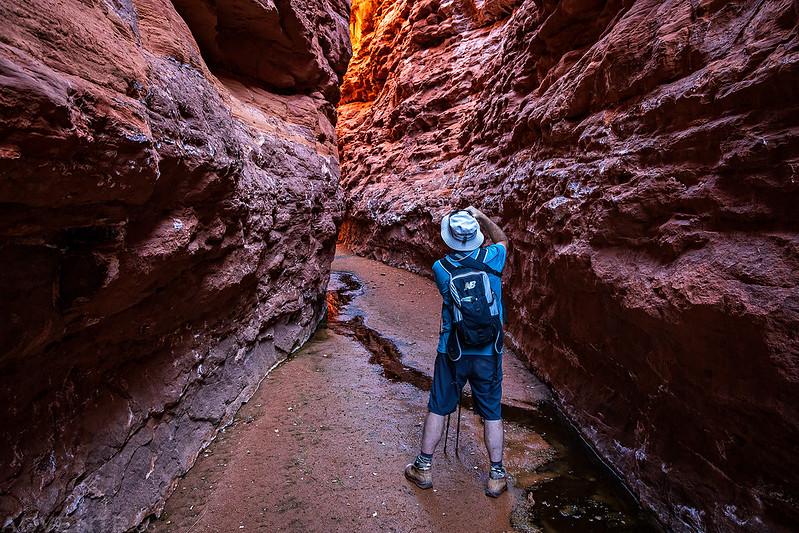 Canyon Photographer