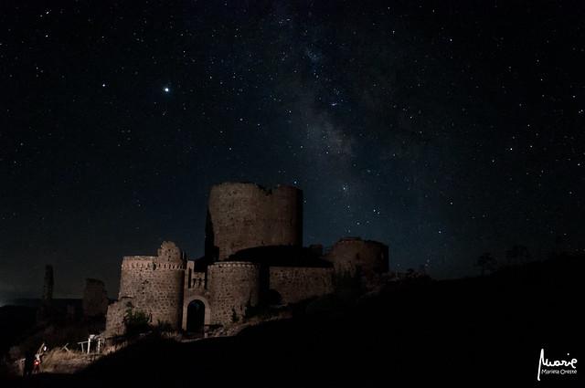 Castillo de Moya - Cuenca