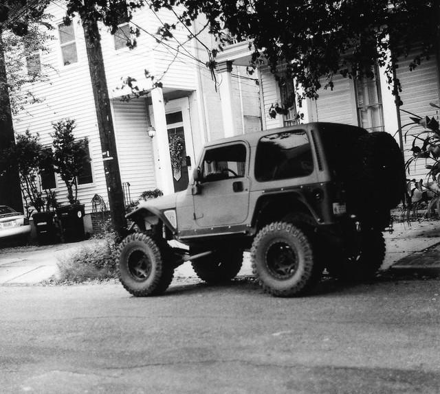 Rad Looking Jeep