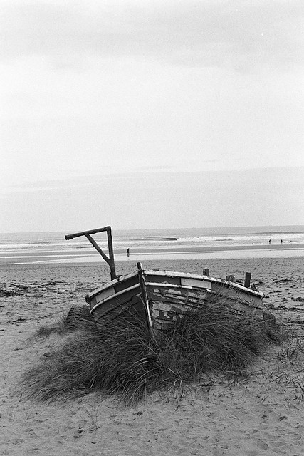 Beached