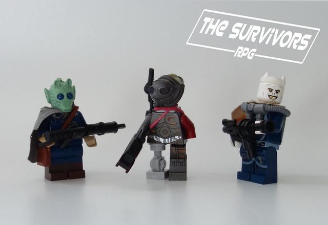 [The Survivors RPG] Hozz's Squad