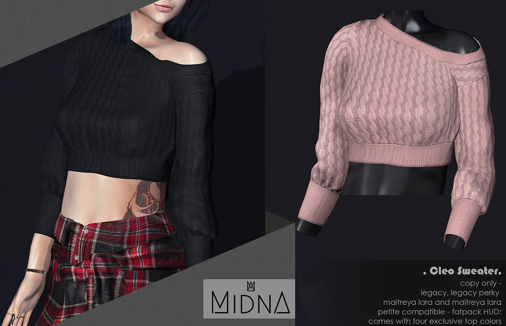 Midna – Cleo Sweater